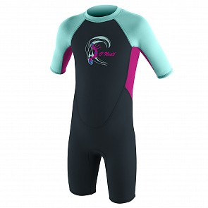 O'Neill Toddler Reactor II 2mm Spring Wetsuit