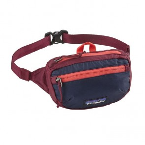Patagonia LW Travel Mini Hip Pack - Arrow Red