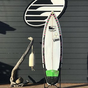 Channel Islands Neckbeard 5'10 x 19 5/8 x 2 7/16 Used Surfboard - Deck