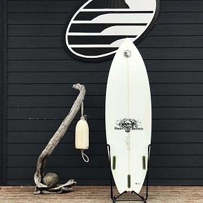 Bauer Fish 5'7 x 19 3/8 x 2 5/16 Used Surfboard