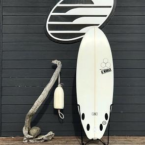 Channel Islands Average Joe 5'5 x 21 3/8 x 2 1/2 Used Surfboard