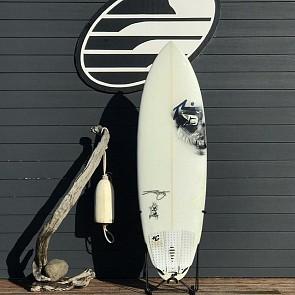 Rusty Dwart 6'0 x 21 1/8 x 2 13/16 Used Surfboard - Deck