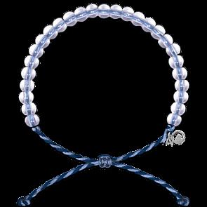 4Ocean Whale Bracelet - Light Blue/Purple
