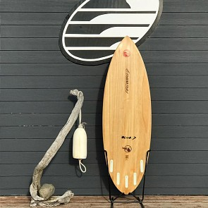 Firewire Double Agent 6'0 x 22 x 2 3/4 Used Surfboard