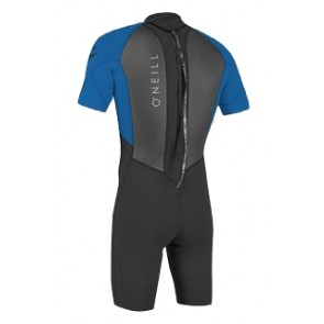 O'Neill Youth Reactor II 2mm Short Sleeve Back Zip Spring Wetsuit