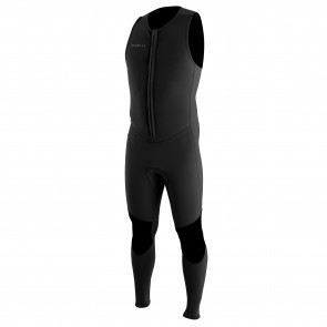 O'Neill Reactor II 2mm Sleeveless Front Zip Wetsuit - Black