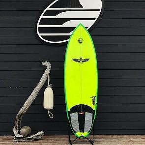 Von Sol 5'9 x 20 3/8 x 2 1/2 Used Surfboard - Decki