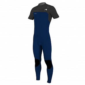 O'Neill HyperFreak 2mm Short Sleeve Chest Zip Wetsuit