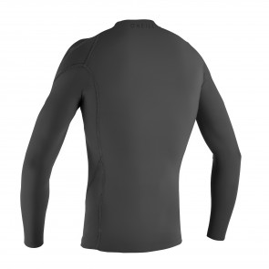 O'Neill Wetsuits Reactor II 1.5mm Long Sleeve Jacket - Graphite/Graphite/Graphite