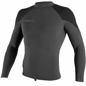 O'Neill Reactor II 0.5mm Long Sleeve Jacket - Graphite/Ocean
