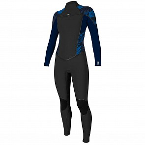 O'Neill Women's Psycho One 4/3 Back Zip Wetsuit