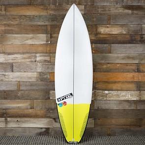 Pyzel Stubby Bastard 5'10 x 19 1/4 x 2 7/16 Surfboard - Top