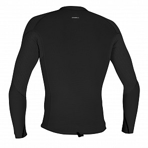 O'Neill Hyperfreak 1.5mm Long Sleeve Jacket - Black