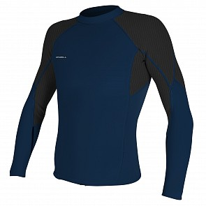 O'Neill Hyperfreak 1.5mm Long Sleeve Jacket - Abyss