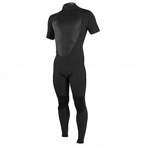 O'Neill O'Riginal 2mm Short Sleeve Back Zip Wetsuit - Black