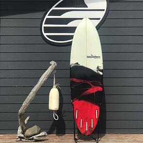 Blackfern Bean 6'4 x 20 3/4 x 2 5/8 Used Surfboard