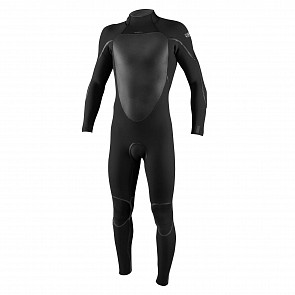 O'Neill Psycho Tech 3/2+ Back Zip Wetsuit - Black