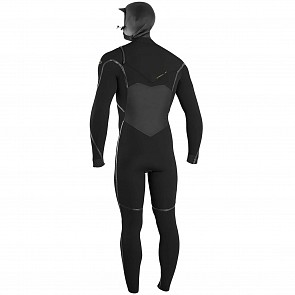 O'Neill Psycho Tech 5.5/4+ Hooded Chest Zip Wetsuit