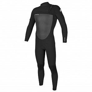 O'Neill Epic 3/2 Chest Zip Wetsuit - Black