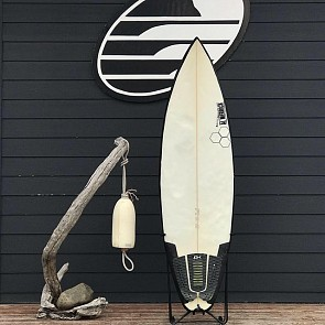 Channel Islands New Flyer 6'0 x 20 x 2 1/2 Used Surfboard - Deck