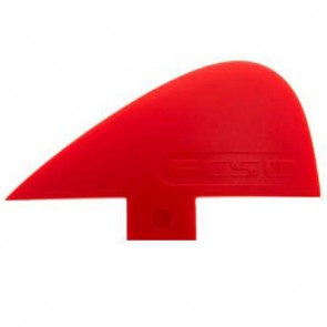 FCS Fins - Knubster Center Keel - Red