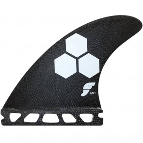 Futures Fins - Al Merrick 1 Glass - Solid Black