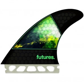 Future Fins - Jordy Smith SS - Black Green