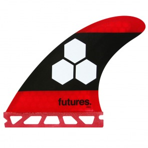 Futures Fins - AM3 - Red/Black