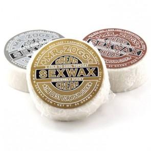 Sex Wax Dream Cream Topcoats Bronze Surf Wax