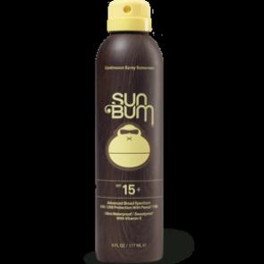Sun Bum SPF 15+ Continuous Spray Sunscreen