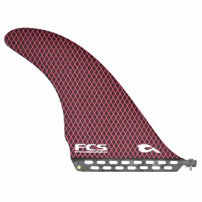 FCS Fins - 9'' Candice Appleby SUP Fin - Maroon