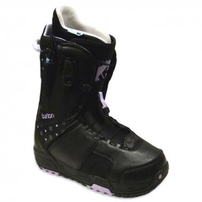 SALE Burton Women's Mint Boots - Black/Purple