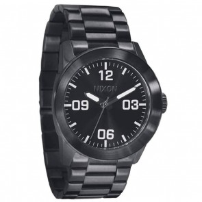 Nixon The Private SS Watch - All Black