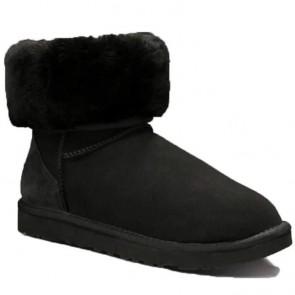 UGG Australia Classic Short Boots - Black