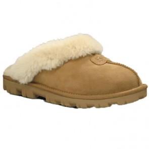 UGG Australia Coquette Slippers - Chestnut