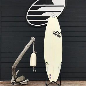 JS Surfboards Jordy Smith 6'1 x 18 5/8 x 2 5/16 Used Surfboard