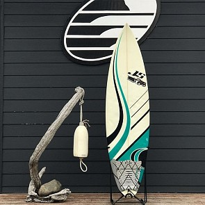 JS Industries Jordy Smith 6'1 x 18 5/8 x 2 5/16 Used Surfboard - Deck