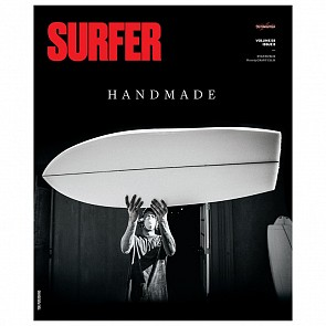 Surfer Magazine - Volume 59 Number 8