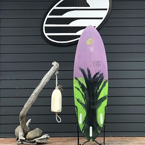 Loser Cool Cut Crap 5'8 x 20 x 2 5/16 Used Surfboard