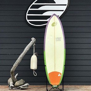Loser Cool Cut Crap 5'8 x 20 x 2 5/16 Used Surfboard - Deck