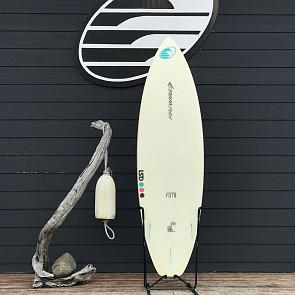 Firewire LSD Chubby Chedda 6'0 x 19 5/8 x 2 1/2 Used Surfboard