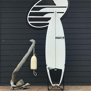 Pyzel Bastard 6'0 x 19 x 2.44 Used Surfboard - Deck