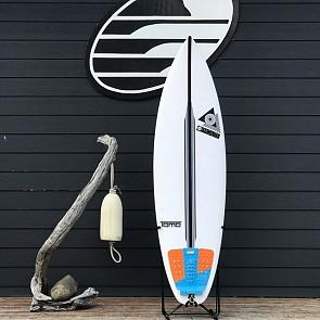 Firewire Tomo SKX 5'11 x 19 3/8 x 2 1/2 Used Surfboard - Deck