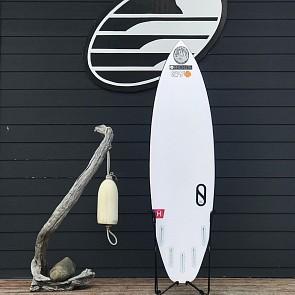 Firewire Slater Gamma 5'11 x 18 7/8 x 2 7/16 Used Surfboard