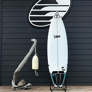 Channel Islands OG Flyer 5'11 x 19 1/4 x 2 1/2 Used Surfboard - Deck