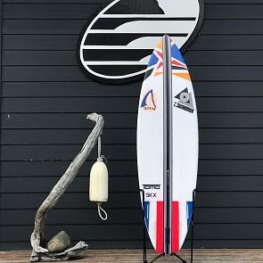 Firewire Tomo SKX 5'11 x 19 3/8 x 2 1/2 Used Surfboard
