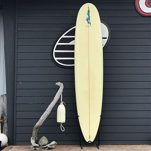 Becker x Mike Gee 9'0 x 22 3/4 x 2 3/4 Used Surfboard - Deck