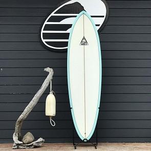 Gary Hanel Dew Drop 6'11 x 22 x 2 11/16 Used Surfboard - Deck