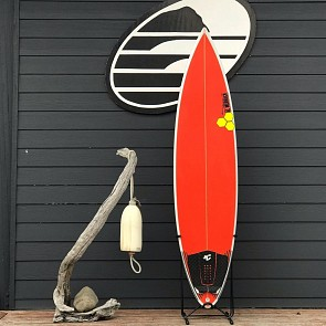 Channel Islands Taco Grinder 6'10 x 18 7/8 x 2 9/16 Used Surfboard - Deck