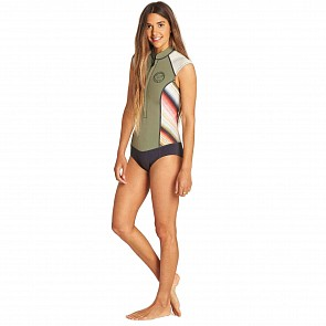 93f217c560 Billabong Women s Captain 1mm Spring Wetsuit - Serape ...